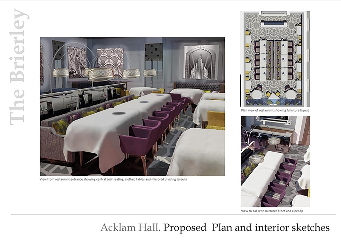 Acklam Hall Howarth Litchfield Architects
