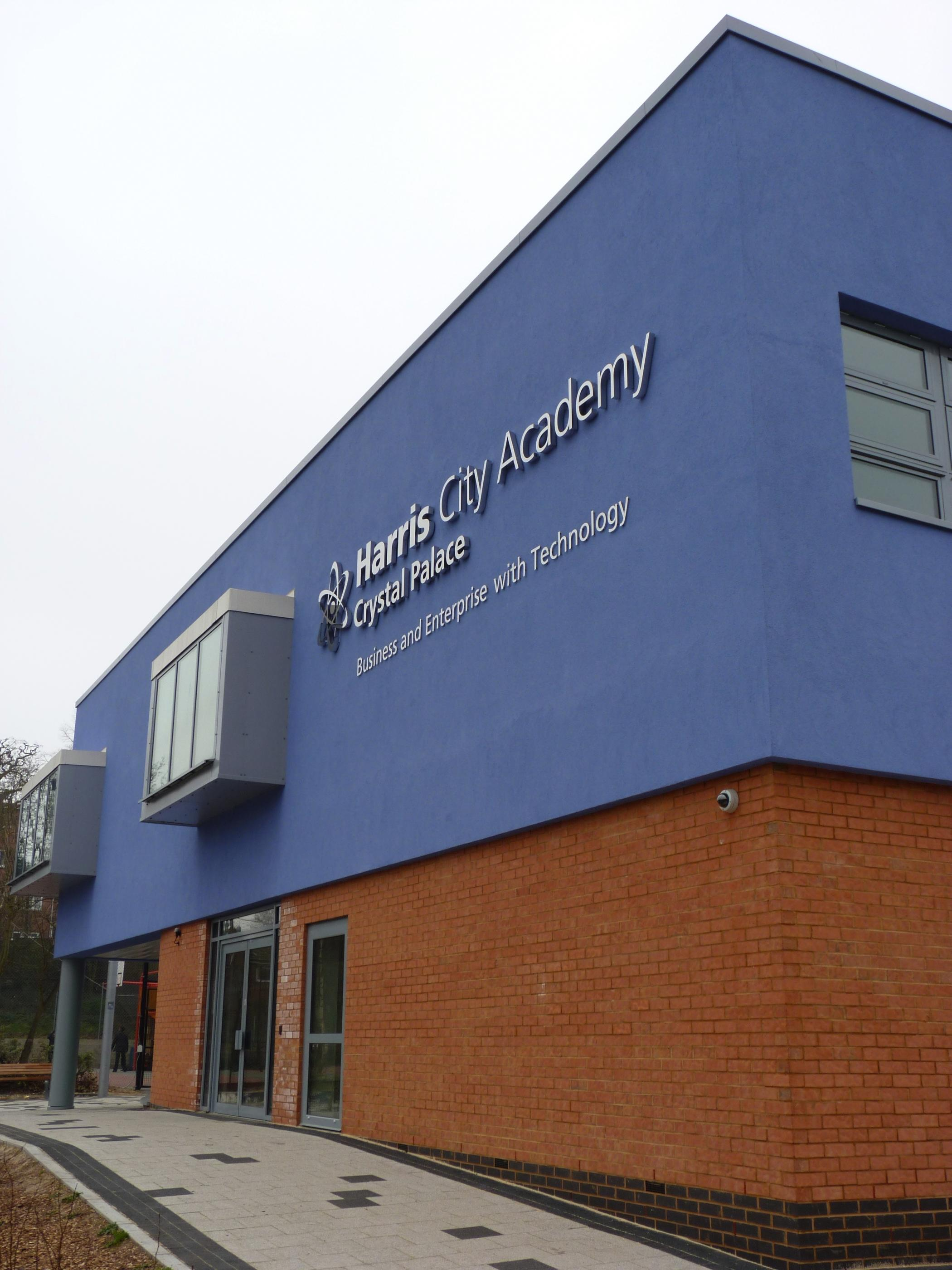 harris city academy crystal palace hl architects in