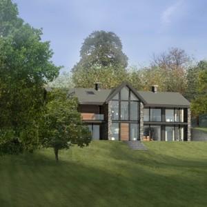 4 Acres - Bryce House