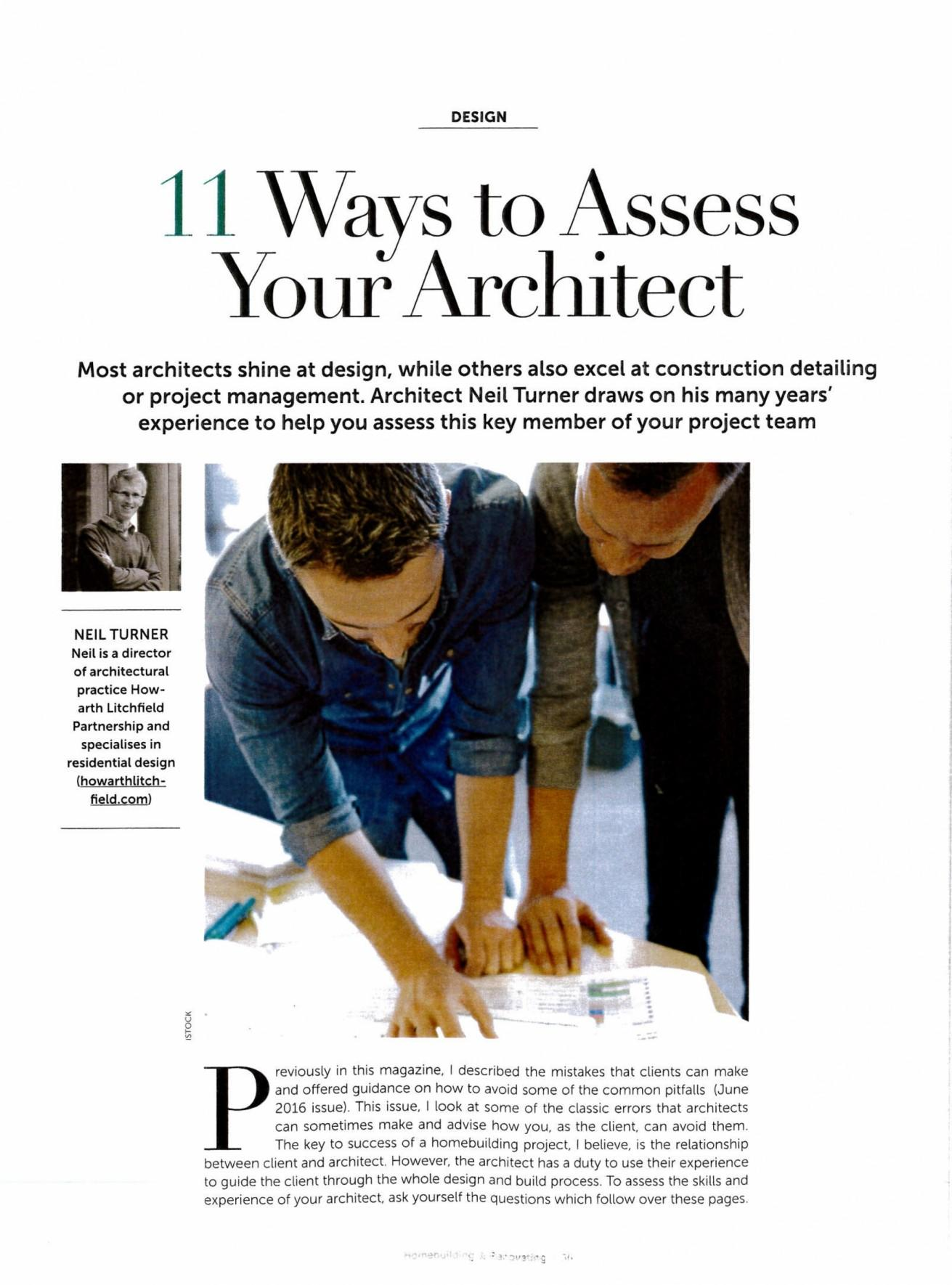 11 Ways to Assess Your Architect-1