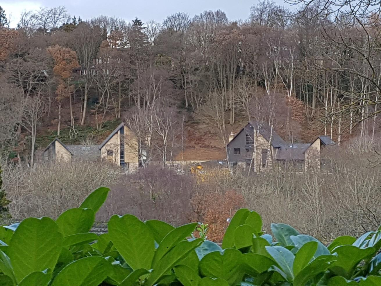 Houses at Riding Mill