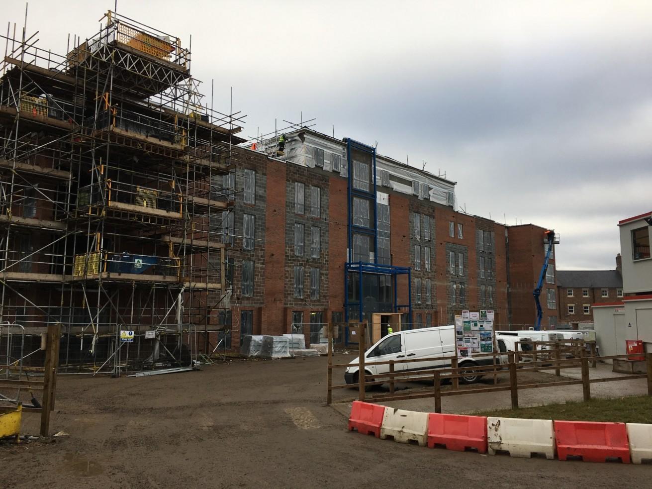 Sheraton Park-New build Sheraton House
