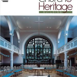 Church & Heritage Feb 2018 Front page