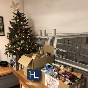 Foodbank Donations - crop