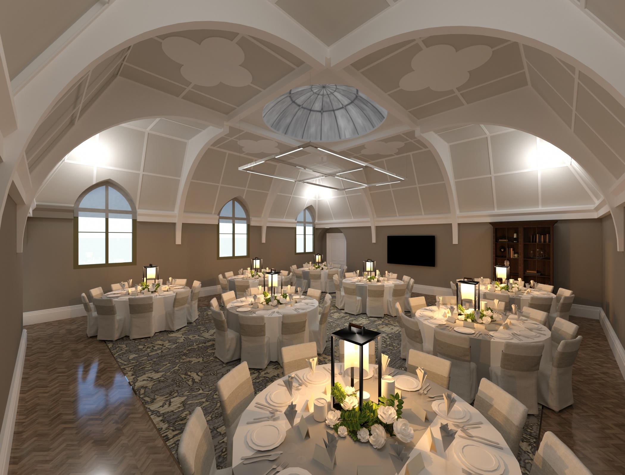 Neville Hall - Howarth Litchfield Architects
