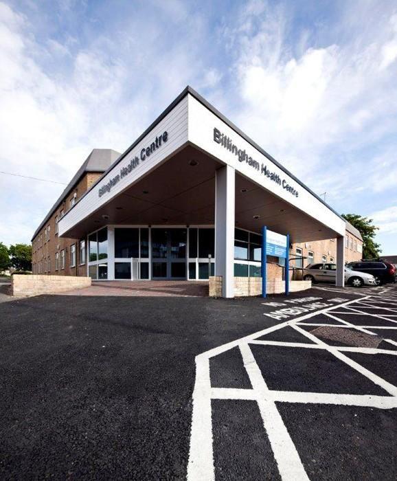 Billingham Health Centre Howarth Litchfield Architects