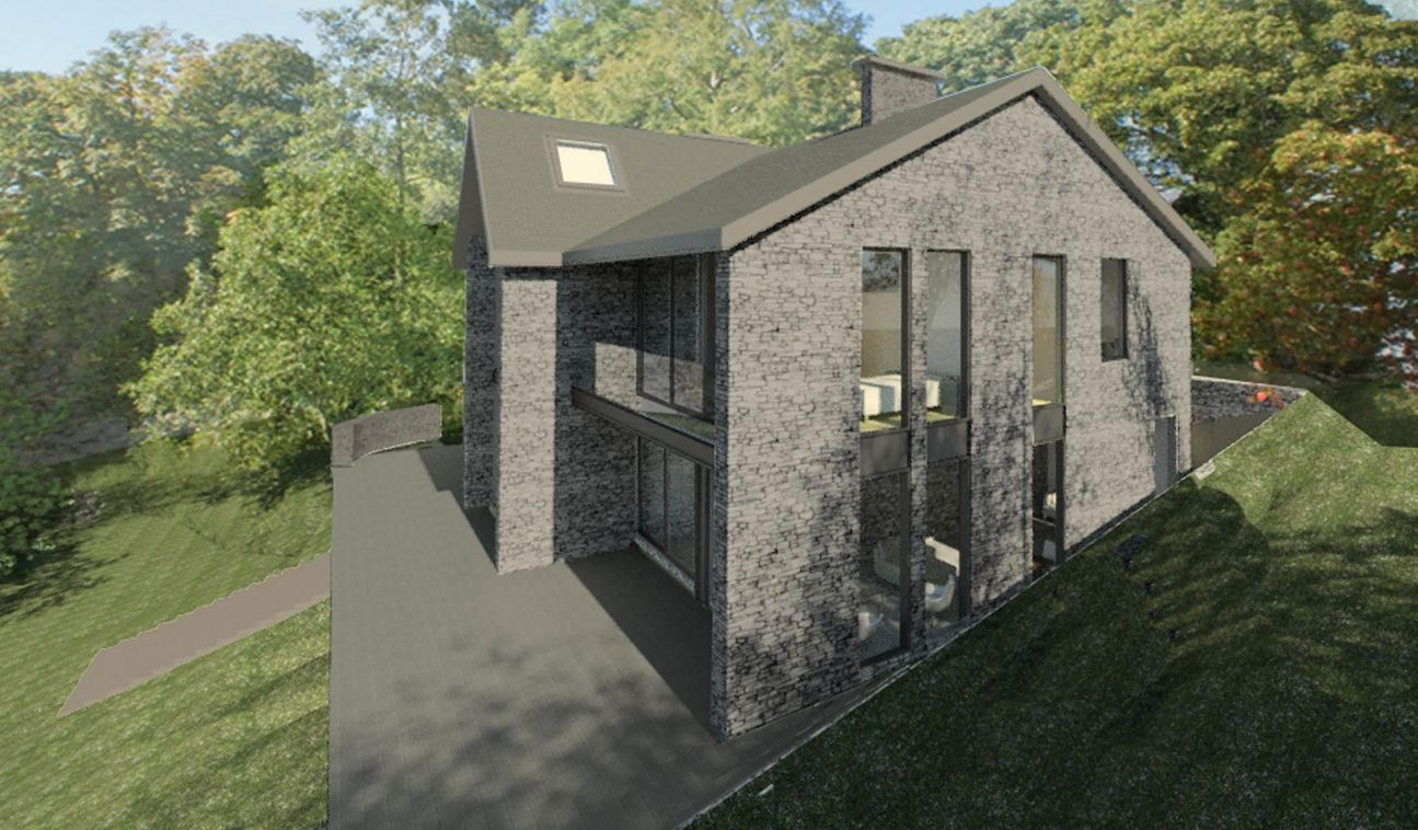 House In Northumberland Howarth Litchfield Architects