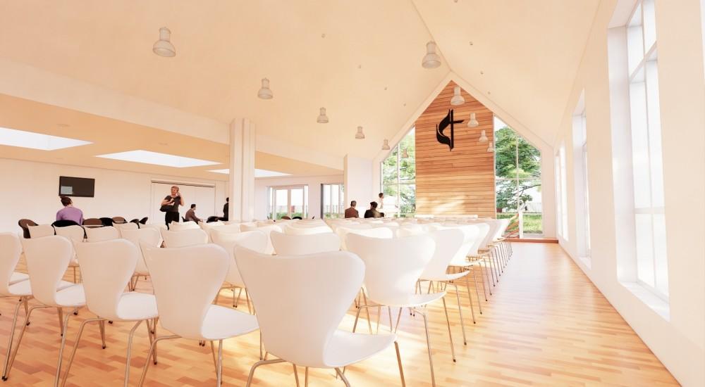 3.0 Worship Hall