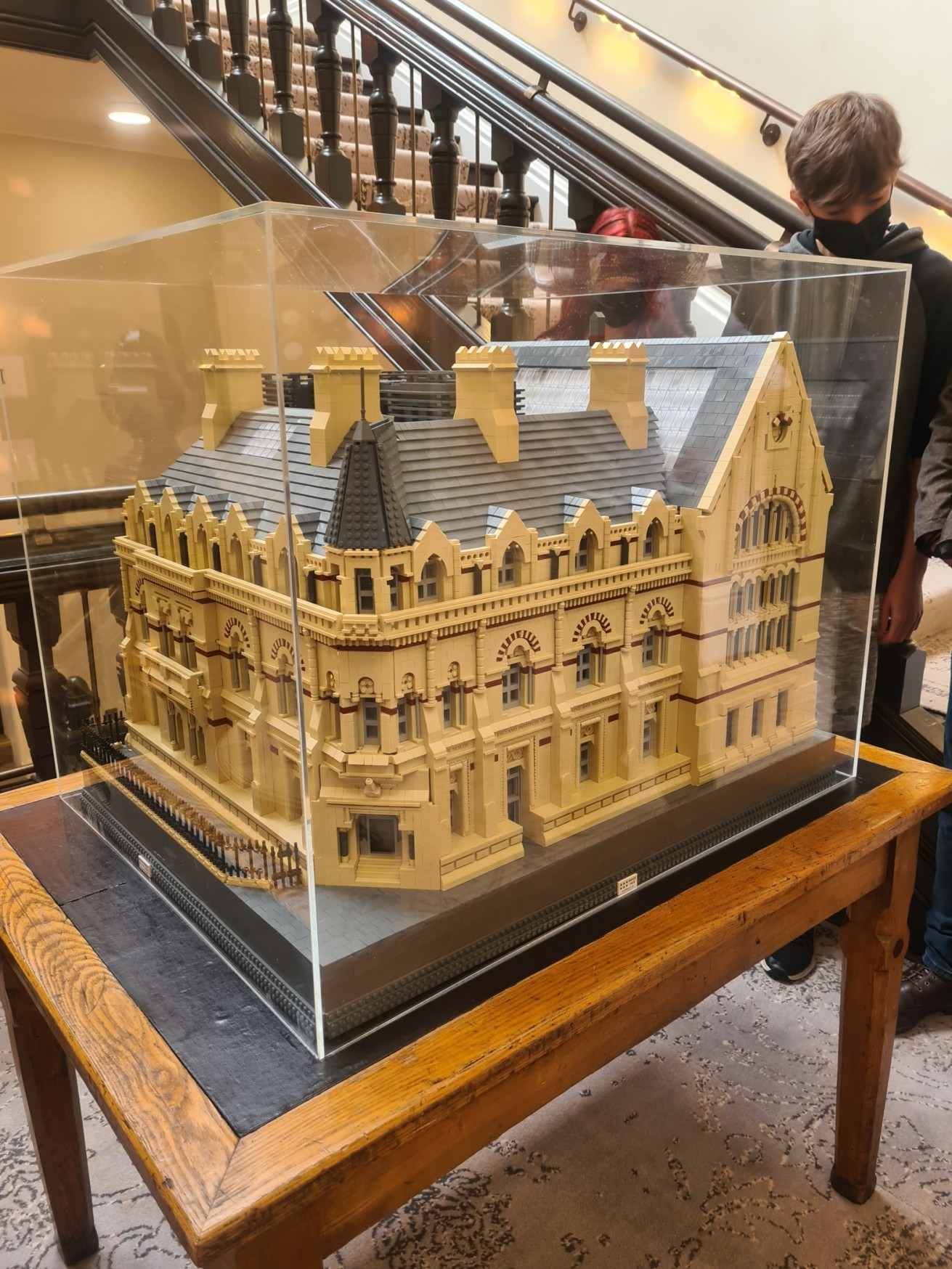 Neville Hall Lego