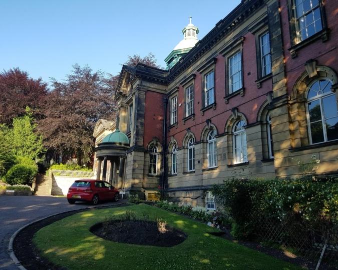 Miners' Hall, Redhills