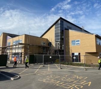 Progress Update All Saints Academy, Stockton on Tees