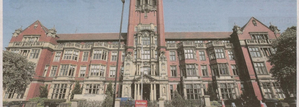 Refurbishment of the Armstrong Building at Newcastle University