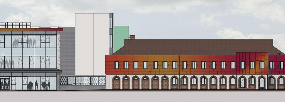 Planning Permission for CCAD