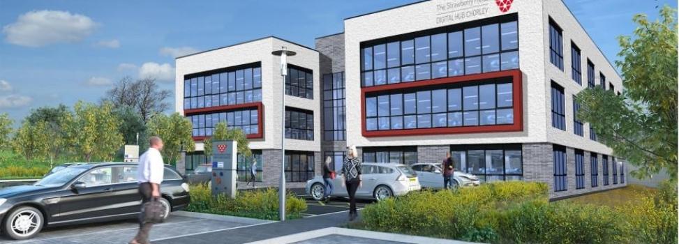 Durham architects set to work on Chorley-based digital startup hub