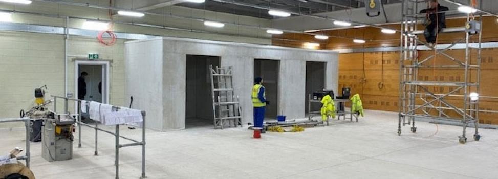 Derwentside College Construction Skills