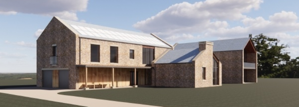 New One Off House in Yorkshire Achieves Planning Permission