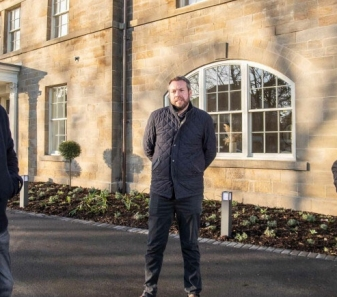ARCHITECT CELEBRATES COMPLETION OF LISTED RESIDENTIAL SCHEME IN GOSFORTH