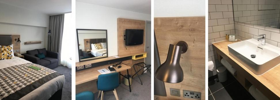 Holiday Inn Sample Room Development