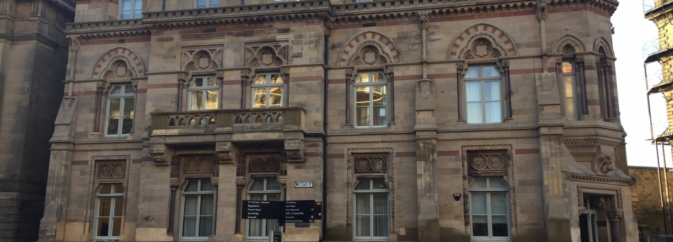 Neville Hall – Works Complete!