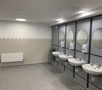 The Reg Vardy Centre, University of Sunderland – Progress Update