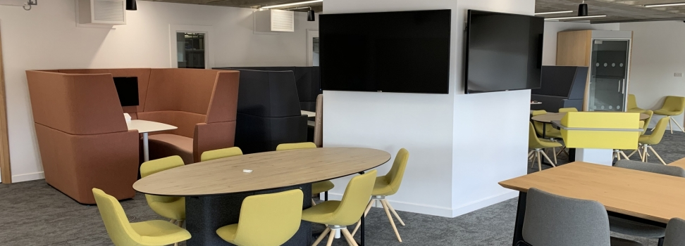 University of Sunderland's New Incubator Space Nears Completion
