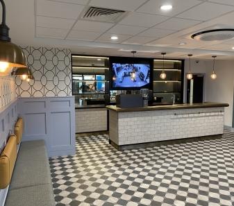 Completion of Refurbishments at Derwentside College Training Restaurant