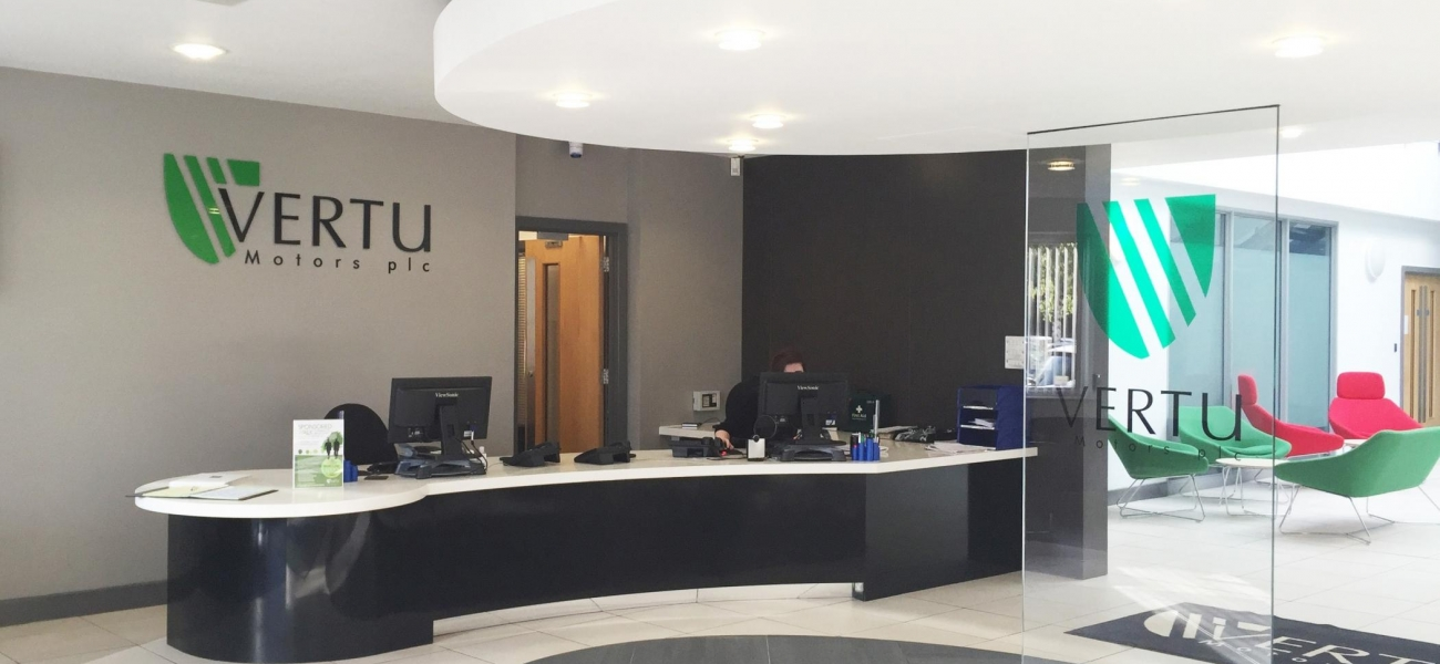 Vertu Office interiors