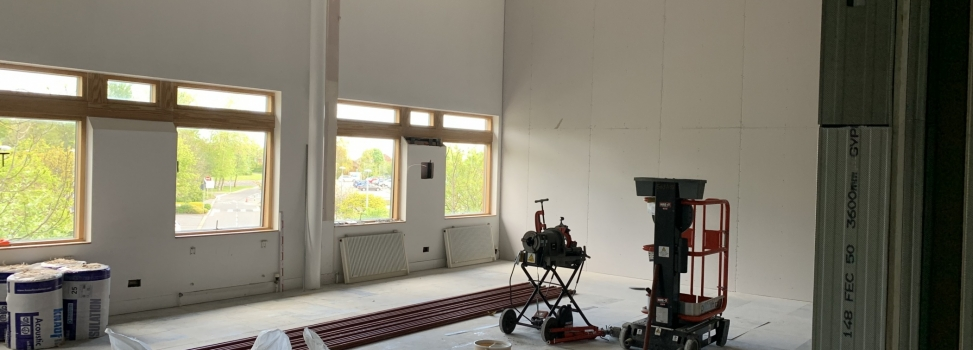 Progress update – University of Sunderland's relocation of the Northern Centre of Photography to the David Goldman Informatics Centre