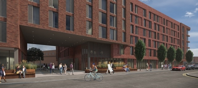 Planning Granted for Student Accommodation at Whitelock Street, Leeds