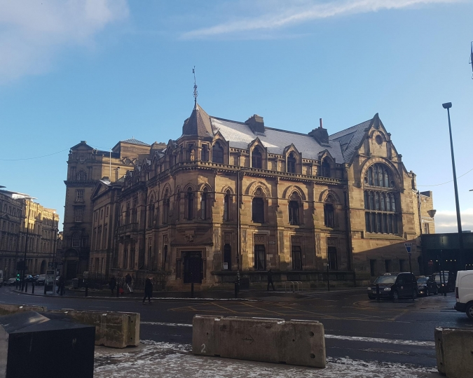 Neville Hall, Newcastle upon Tyne