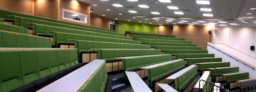 Newcastle University Lecture Theatres