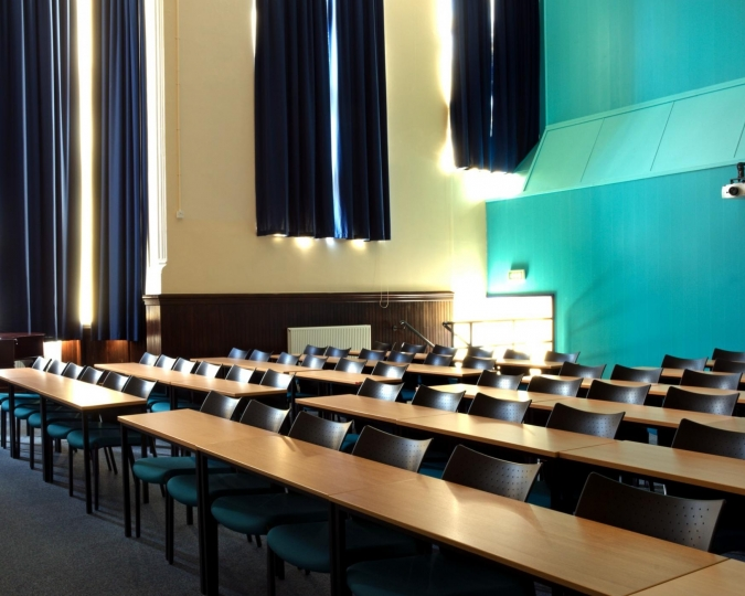 Newcastle lecture theatres