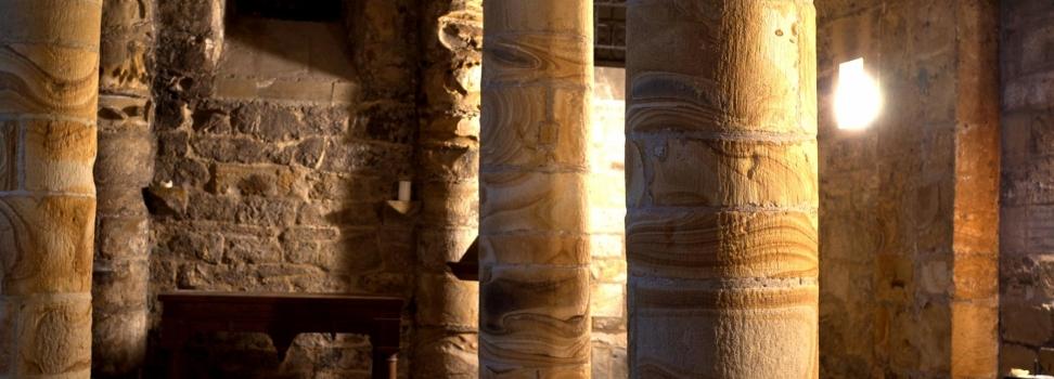 Norman Chapel, Durham Castle