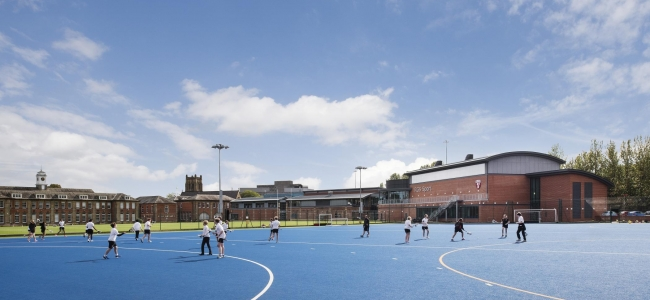 Outdoor Pitches