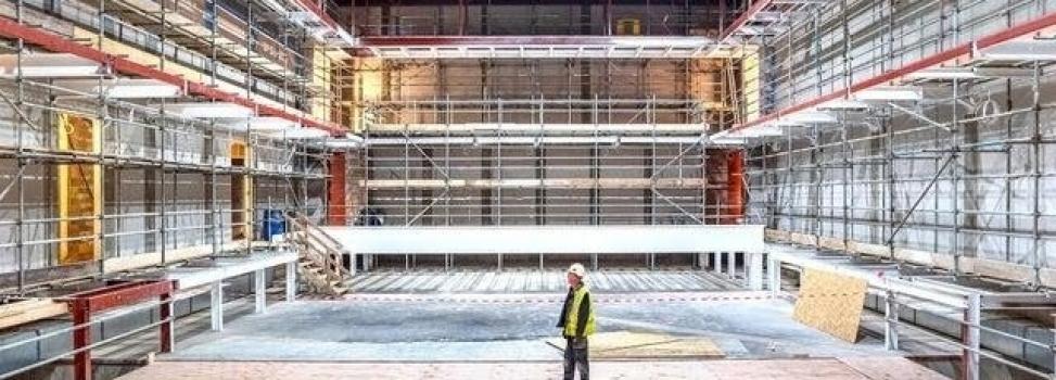 Sunderland's new £11m Auditorium rising into city centre skyline ahead of opening | Sunderland Echo