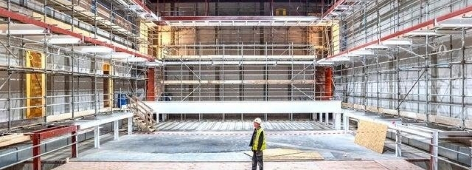 Sunderland's new £11m Auditorium rising into city centre skyline ahead of opening | Sunderland Echo