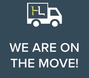 We Are On The Move!!