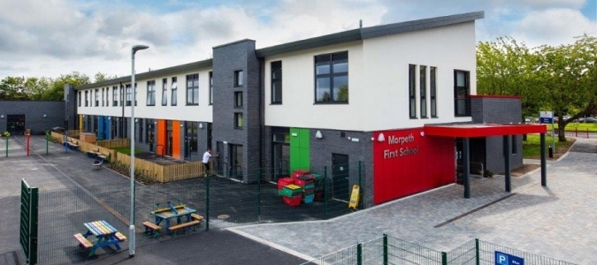 Architect Firm Howarth Litchfield Completes School Project