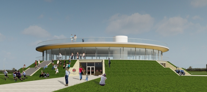 Barnard Castle School – Planning Application Submission for a New Sports Pavillion