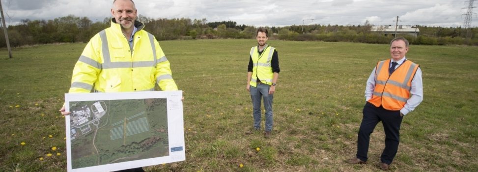 HOWARTH LITCHFIELD LEADS £8.3M LOW CARBON PROJECT