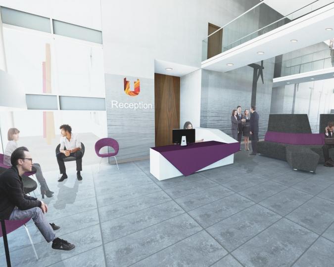 Teesside University Concept Design