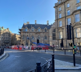 Update on Progress at Neville Hall Mining Institute Works