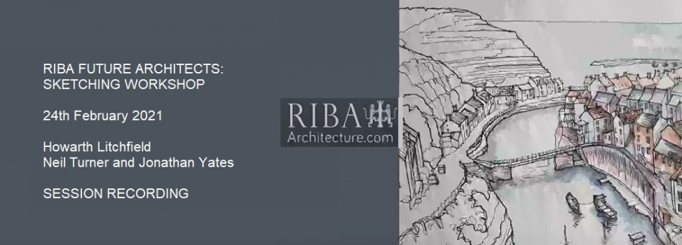 Session Recording – RIBA Future Architects: Sketching Workshop Success