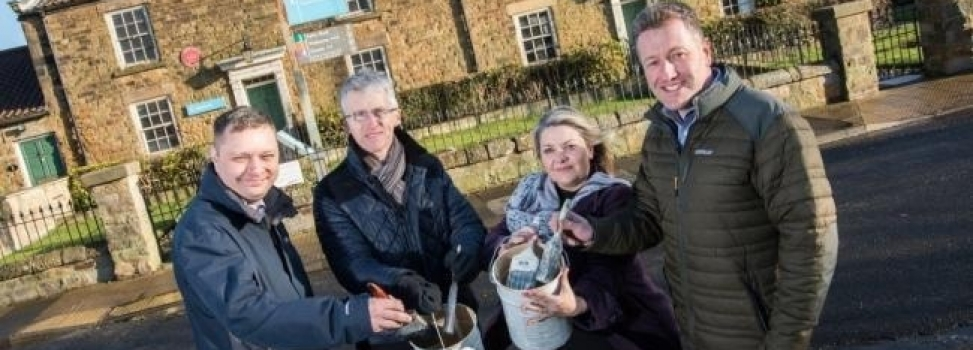 Shildon's Railway Heritage Gets a New Lease of Life with Conservation Experts