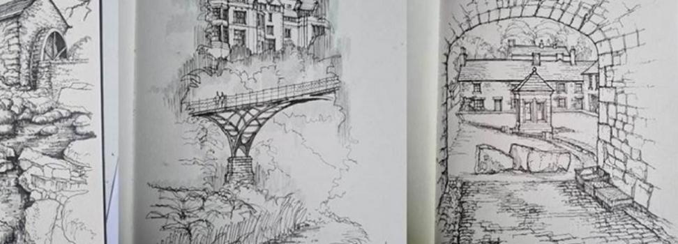 RIBA Future Architects: Sketching Workshop Success